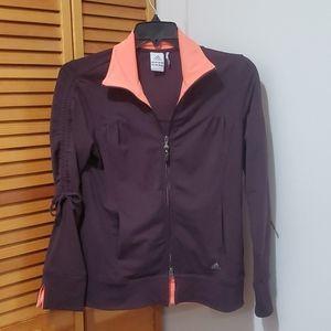 Adidas clima 365 zip up jacket size Large